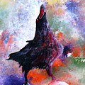 Quothe The Raven by Sandy Applegate