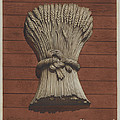 """""""sheaf Of Wheat"""" Shop Sign by Robert Pohle"""