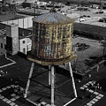 Water Tower by Steve Bell
