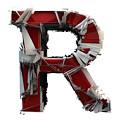 R Is Rock N Roll by Gary Keesler
