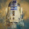 R2-d2 Color Warp by Dan Sproul