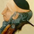 Rabbi by Winifred Ann Weishampel