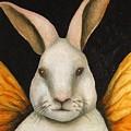 Rabbit Fairy by Leah Saulnier The Painting Maniac