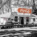 Rabbit Hash Store-front View Sc by Mary Carol Story