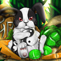 Rabbit In Chinese Zodiac by TheoFeatheR