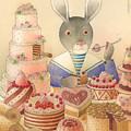 Rabbit Marcus the Great 01 by Kestutis Kasparavicius