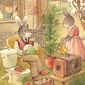 Rabbit Marcus The Great 02 by Kestutis Kasparavicius