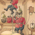 Rabbit Marcus The Great 14 by Kestutis Kasparavicius