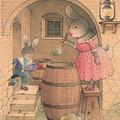 Rabbit Marcus The Great 20 by Kestutis Kasparavicius