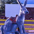 Rabbit Ride Route 66 by Garry Gay