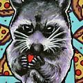 Trash Panda Finds Love by Monika Sylvestre