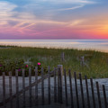 Race Point Sunset Cape Cod 2015 by Bill Wakeley
