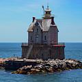 Race Rock Lighthouse by Joe Geraci