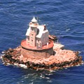 Race Rock Lighthouse by William Petri