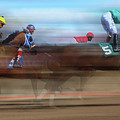 Racetrack Dreams 2 by Bob Christopher