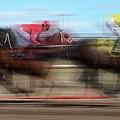 Racetrack Dreams  by Bob Christopher