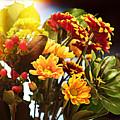 Rachels Flowers by Evejenine