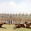 Racing Scene by Henry Thomas Alken