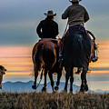Racing To The Sun Wild West Photography Art By Kaylyn Franks by Kaylyn Franks