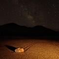 Racing Under The Milky Way by David Andersen