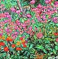 Radford Flower Garden by Kendall Kessler