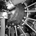 Radial Engine  by Alasdair Turner