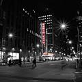 Radio City Colors by Kurt Von Dietsch