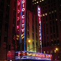 Radio City Music Hall by Aaron Martens