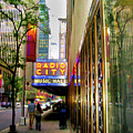 Radio City Music Hall by Dave Thompsen
