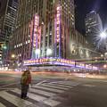 Radio City Music Hall by Diane Hawkins