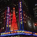 Radio City Music Hall by Mark Gilman