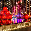 Radio City Music Hall - New York City Usa by Luciano Mortula