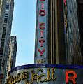 Radio City Music Hall by Paul Ward