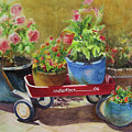 Radio Flyer by Karen Fleschler
