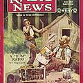 Radio News, 1926 by Granger