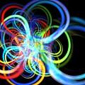 Radius Rainbow by Kim Sy Ok