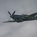 Raf Spitfire by Philip Pound