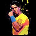 Rafael Nadal by Cinta Pakelonan