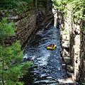 Rafting In A Gorge by Alex Kotlik