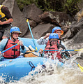 Rafting The Rio Grande-243 by Britt Runyon