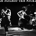 Rage Against The Machine by Mery Moon