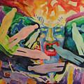 Rage Of Depression by Mark Sharer