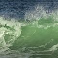 Raging Aqua Sea by Paula Porterfield-Izzo