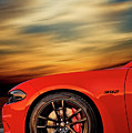 Raging Beautiful - 2018 Daytona 392 Charger by Lourry Legarde