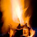 Raging Bonfire by Jim DeLillo