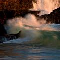 Raging Rocks by Brad Scott