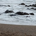 Raging Sea by Christian Hessel