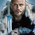 Ragnar Lothbrok by Melanie D