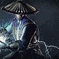 Raiden - Mortal Kombat by Zapista