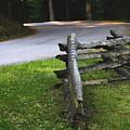 Rail Fence by Darlene Bell